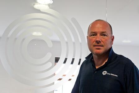 Paul Turner, Core Telecom